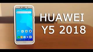 Huawei y5 2018 review español