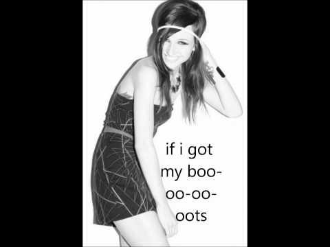 lights - my boots (lyrics on screen)