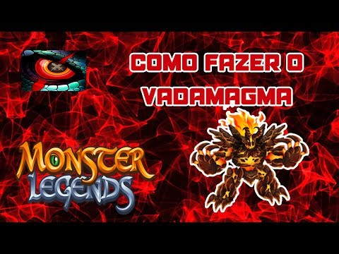How to breed Vadamagma monster in Monster Legends