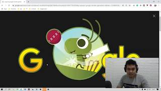 Google Doodle Games P02 | Crikcet | Nikmat Banget Kalo Mukul Jauh