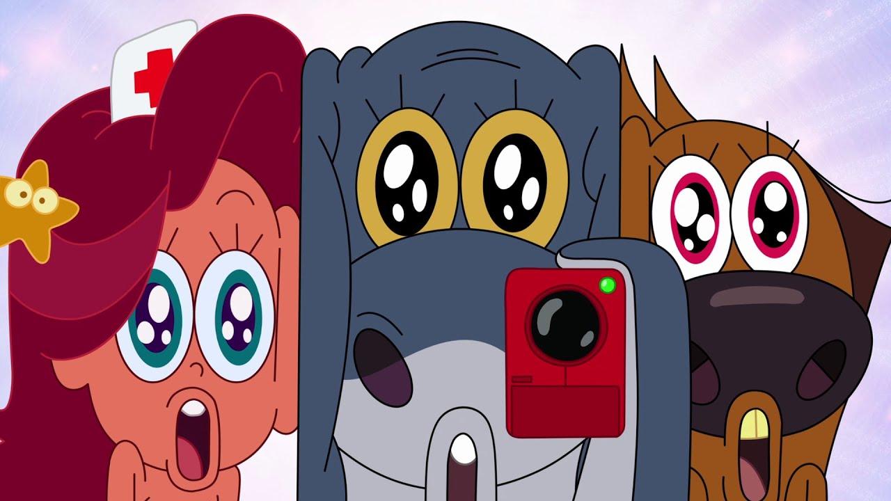 ZIG e SHARKO ❤️🙈 COMPILAÇÃO os episódios mais fofos 🙈❤️ Português Brasil | Cartoon for Kids