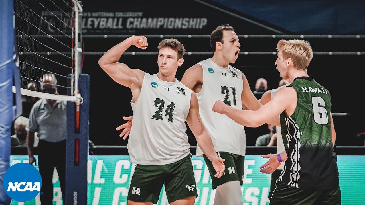 Download Hawaii vs. BYU: 2021 NCAA men's volleyball national championship highlights
