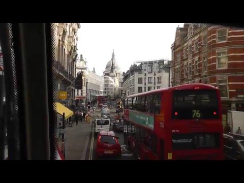 NO. 11 BUS ROUTE FROM FULHAM TO LIVERPOOL STREET  3