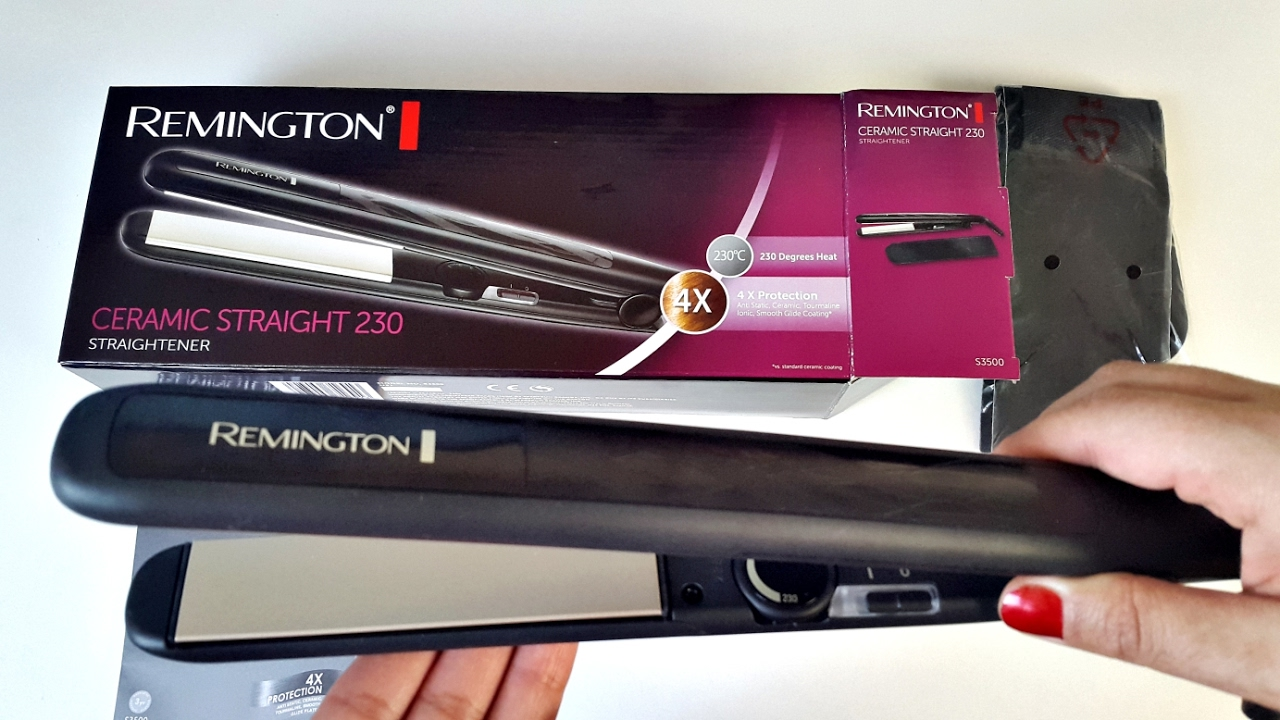 Hair Straightener Better Than GHD Great Price Remington