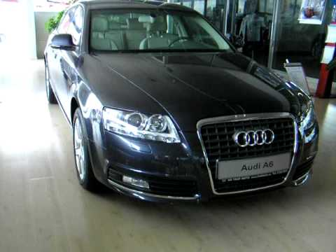 2009 audi a6 2 0tfsi multitronic walkaround youtube. Black Bedroom Furniture Sets. Home Design Ideas