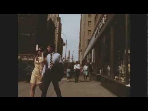 A Walk Through New York City in 1968