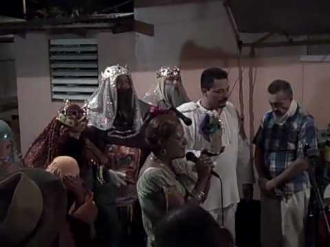 Fiesta de los Reyes - Añasco, Puerto Rico (Three King