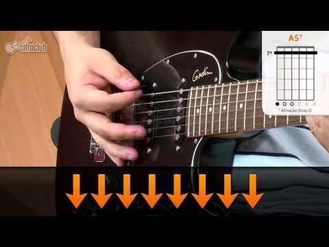 Na Sua Estante - Pitty (aula de guitarra)