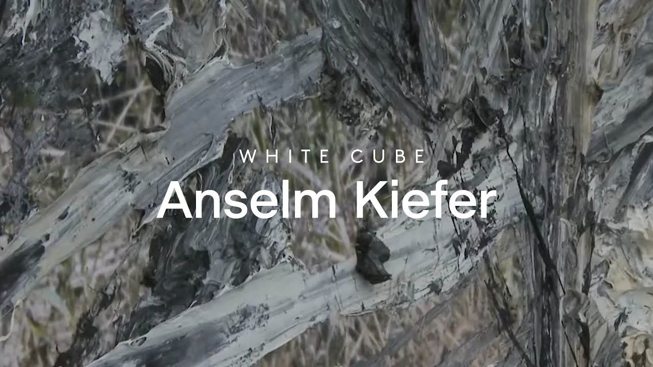 Anselm Kiefer on 'Let a Thousand Flowers Bloom' | White