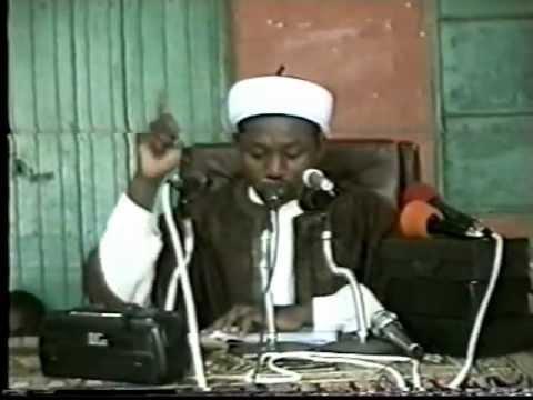 Sheikh Abdul Jabbar Wajabcin Zikir 1/2
