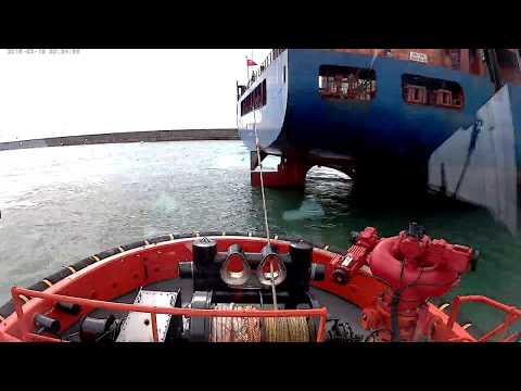 Genoa Port - Tug Ops