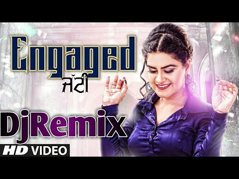 Engaged Jatti Remix : Kaur B (Full Song) Desi Crew | Kaptaan | Latest Punjabi Songs 2018