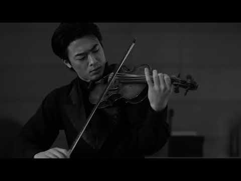 X-H1 : Naonori Kohira (小平 尚典) x Violinist Sunao Goko (郷古 廉) -Proud of- / FUJIFILM