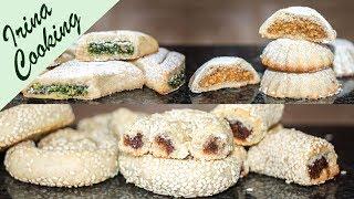 Маамуль (Maamoul) Арабское Печенье 🍪 Восточные Сладости в домашних условиях ○ Ирина Кукинг