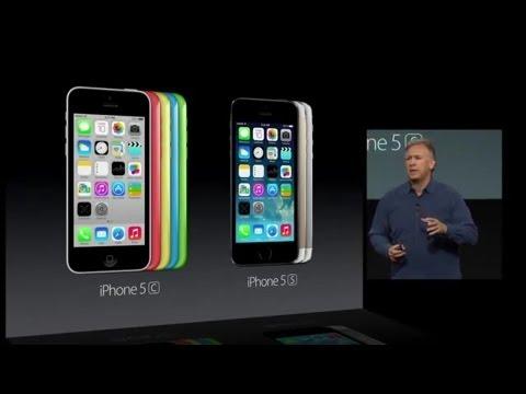 Apple Keynote September 2013 - HD - iPhone 5S, iPhone 5C, IOS 7