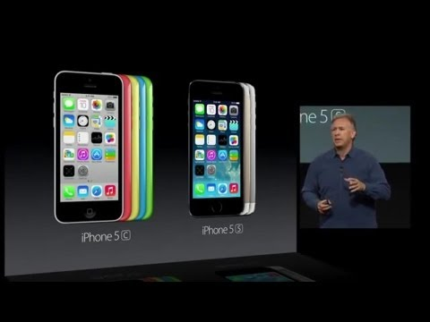 Apple Keynote September 2013 - HD - iPhone 5S, iPhone 5C, IOS 7