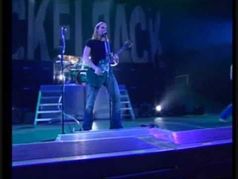 Nickelback Live At Home Part 1
