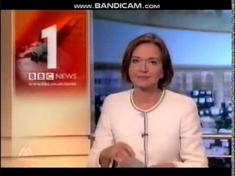 BBC News At One With Anna Ford (Tuesday 2nd October 2001)
