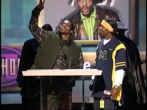 Coolio wins Favorite Rap Hip Hop Artist - AMA 1996