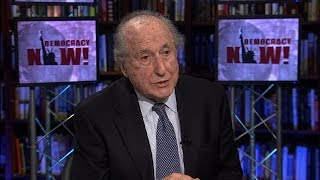 """Henry Siegman, Leading U.S. Jewish Voice for Peace: """"Give Up on Netanyahu, Go to the United Nations"""""""