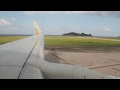 Ethiopian Airlines 737-700 Seychelles-Addis Ababa Safety, Takeoff, Inflight, Landing ET878