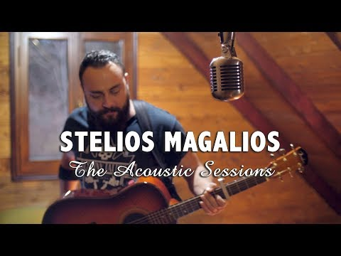 The Dead South - In Hell I Will Be In Good Company | Acoustic Cover by Stelios Magalios