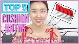 REKOMENDASI 5 CUSHION COCOK UNTUK INDONESIA | Sunnydahye