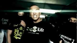 Capo Azzlack - DANN BIST DU AZZLACK (Official HD Musikvideo) + Songtext