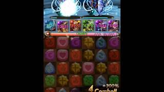 Tower of Saviors:『The Ancient Dragon - Water』Grandmaster[Mono Heart]