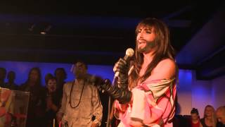 Conchita Wurst -  Simply the Best @ HEAVEN Vienna