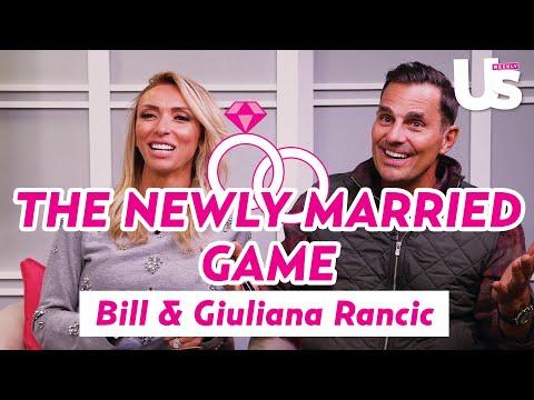 Bill and Giuliana Rancic Play The Newlywed Game