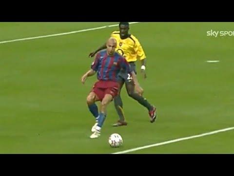 Download Henrik Larsson vs Arsenal | Champions League final 2006