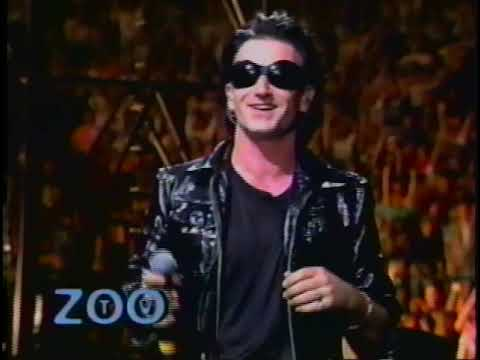 Garth & U2 - Even Better Than The Real Thing + Andrew Dice Clay [MTV Music Awards 1992]