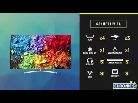 LG | TV LED SUHD | Nano Cell Smart TV 4K Cinema HDR Dolby Atmos | 65SK9500