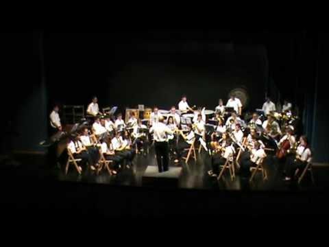 Banda Juvenil de la SFUMA interpretando A Legend from Yao de Mao Yuan