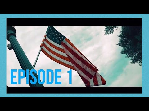 A British Boy in USA ep.1 arriving at an American summer camp!