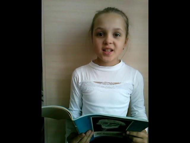 Изображение предпросмотра прочтения – ВиолеттаГлазкова читает произведение «Мы ещё повоюем!» И.С.Тургенева