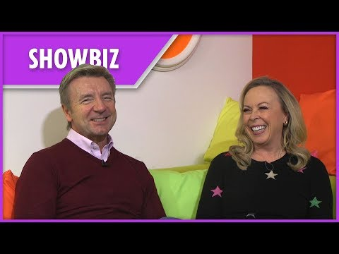 Dancing On Ice: Torvill and Dean give their rundown of the contestants
