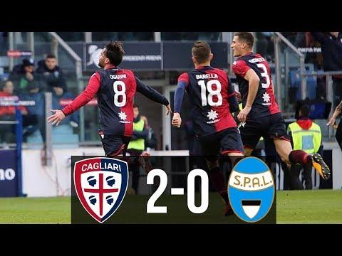 CASTAN TE SEI MATTO || CAGLIARI-SPAL 2-0