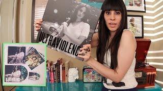 Lana Del Rey - ULTRAVIOLENCE Box Set