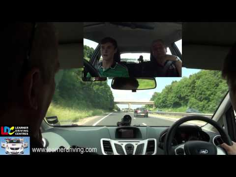 PassPlus 1 - Town and rural + motorway
