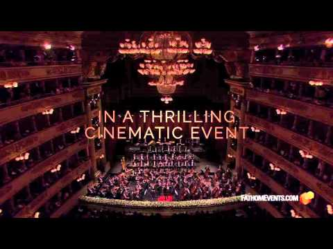 Jonas Kaufmann: An Evening with Puccini Trailer