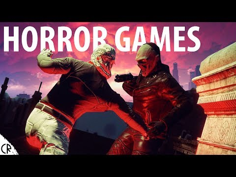 Horror Games #2 - Grand Theft Auto V - GTA Online