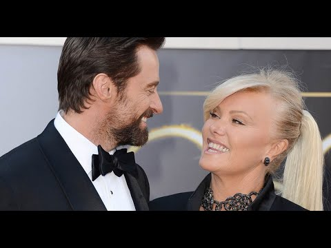 Hugh Jackman marks 25 years with wife Deborra-Lee Furness with ...