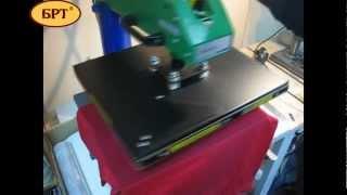 Термоперенос. Печать на футболках(Термоперенос -- это способ нанесения изображений при помощи виниловых и флоковых пленок на текстиль. При..., 2012-09-10T08:26:49.000Z)