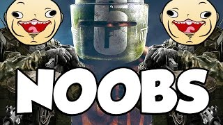 THE WORST PLAYER EVER! (Rainbow Six Siege)