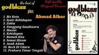 The Best of God Bless & Ahmad Albar _ Full Album Original Version ( High Quality Audio )