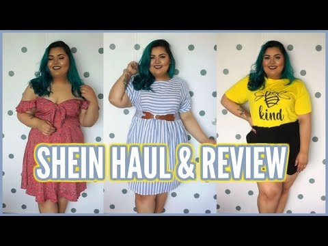 SHEIN HAUL & REVIEW || Plus Size