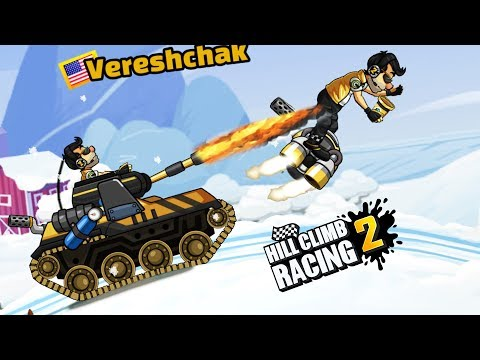 Hill Climb Racing 2 - ⭐️ VIP Daily Challenges \ Slippery Slope