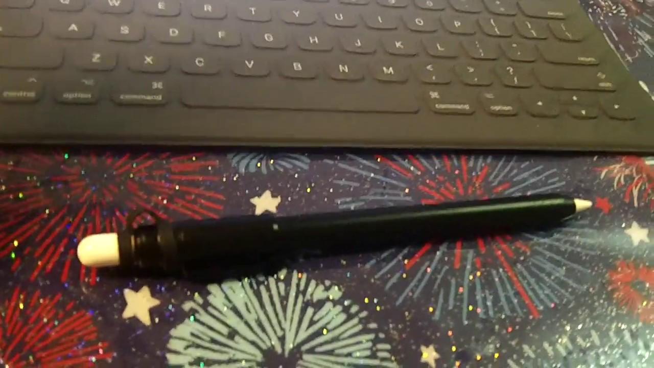 pretty nice de688 5b623 Sean Checks It Out Episode 41 - Ztylus Slim Apple Pencil Case